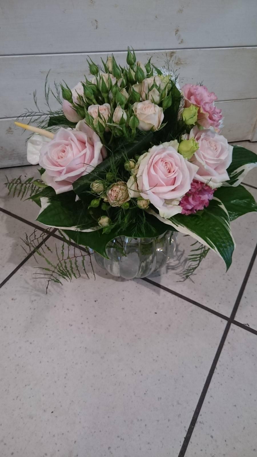 Livraison de fleurs pour la saint valentin grenoble et sa for Livraison de fleurs